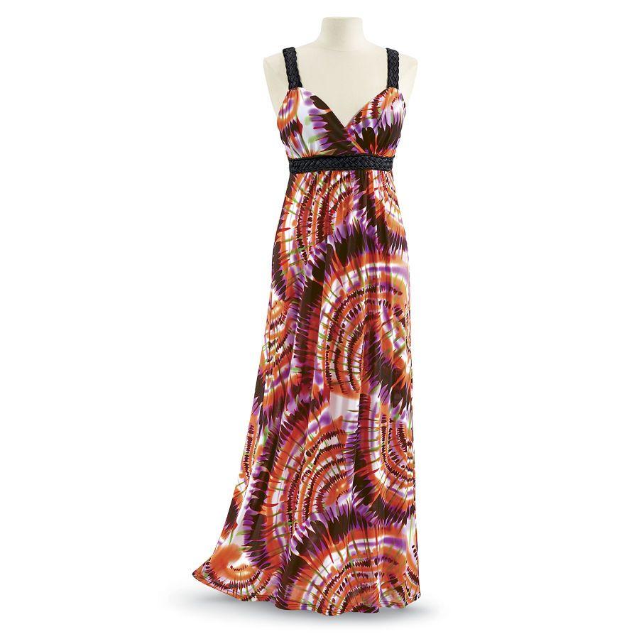 Pattern play maxi dress womenus romantic u fantasy inspired