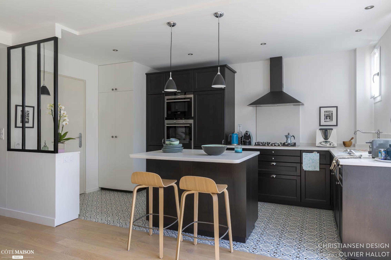 Pin de Fred & Nat en MAISON projet | Pinterest | Cocinas, Cortinas ...
