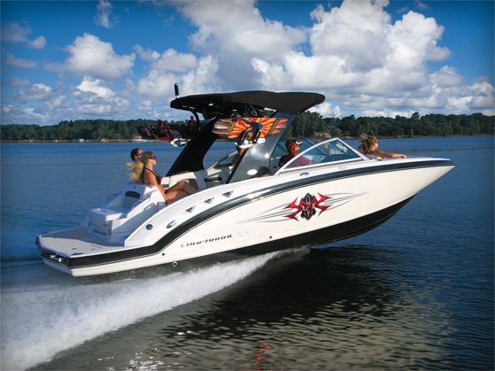 Chaparral 264 Xtreme ultimate tow | Cool stuff | Bowrider