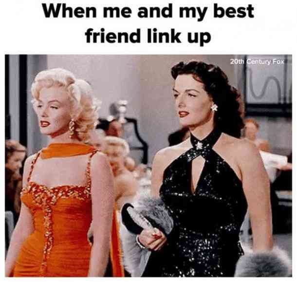 30 Best Friend Memes To Share With Your Bff On Friendship Day National Best Friend Day Best Friend Meme Funny Best Friend Memes