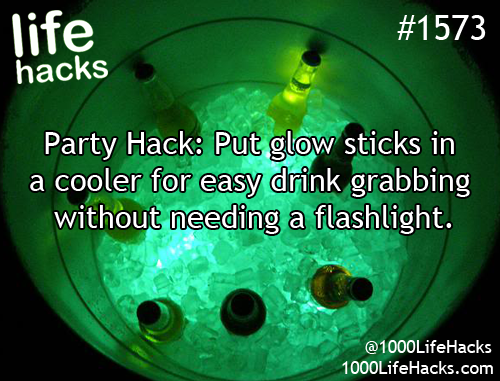 Photo of 15 Glow Stick Hacks for Camping, Parties, Survival, & More!