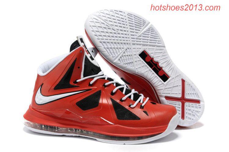 Explore Nike Lebron, Lebron 11, and more! Lebron 10 Varsity Red Black White  Medal