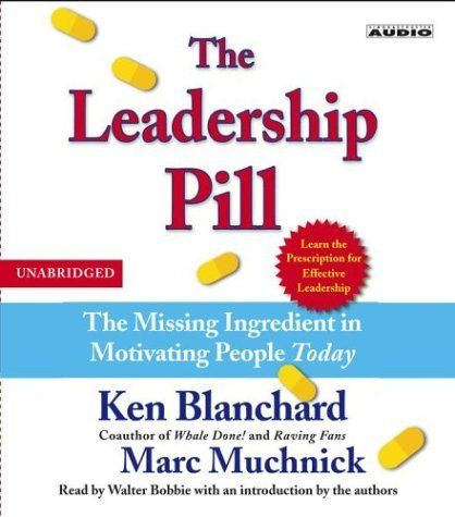By Ken Blanchard Marc Muchnick The Leadership Library
