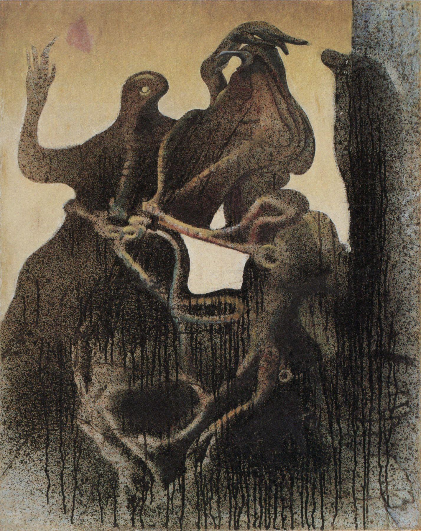 Max Ernst Max Ernst Art Painter
