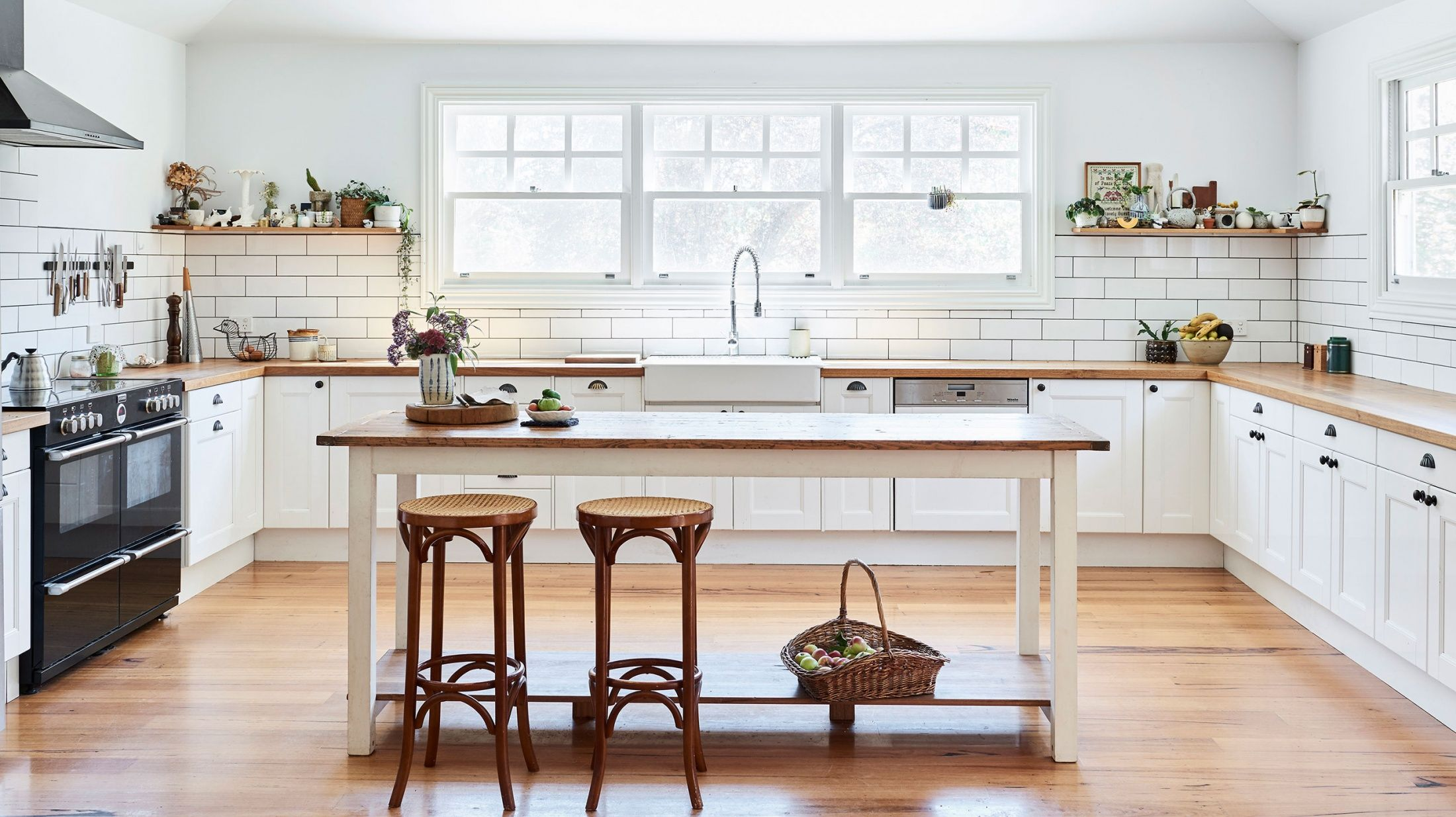 Traditional Kitchen Inspiration from the TDF archives