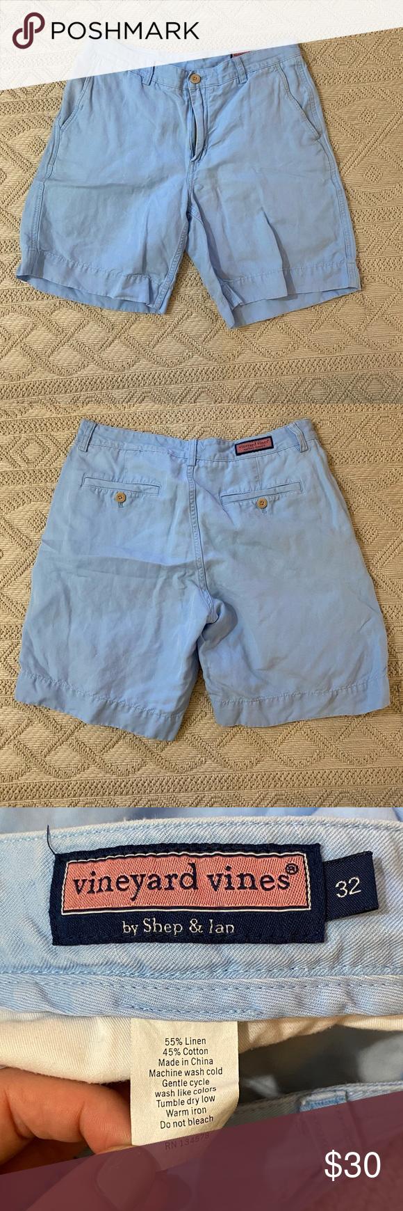 "Vineyard vines light blue shorts island shorts 7"" Vineyard vines light blue men's shorts Island shorts 7 inch Vineyard Vines Shorts #lightblueshorts"