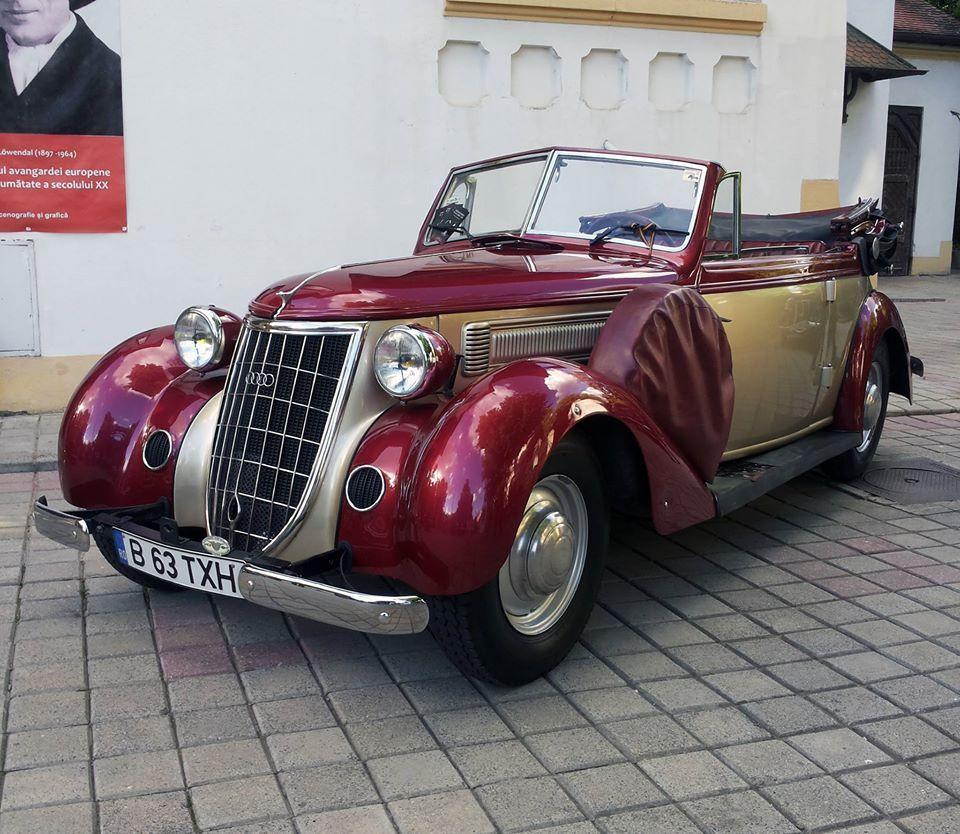 1937 Audi (auto-union) Wanderer W 52
