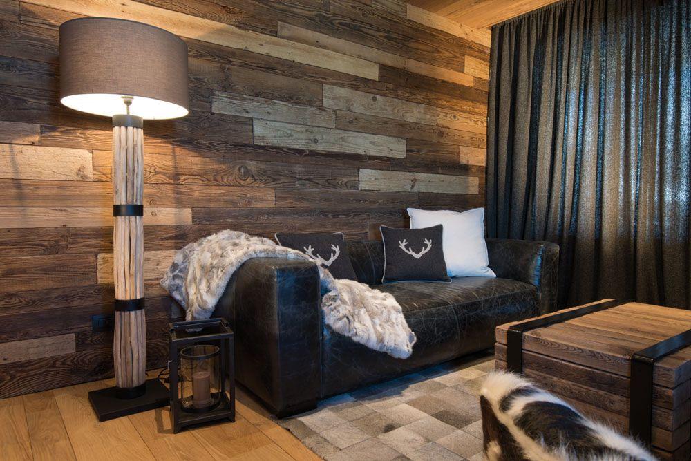 Caracter architettura d 39 interni progettazione for Appartamenti montagna design