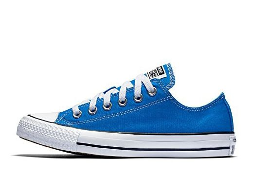 77ad411fffd ... fashion d874a d247f Converse Womens CTAS Ox Soar Royal Canvas Trainers  40 EU - Sneakers für ...