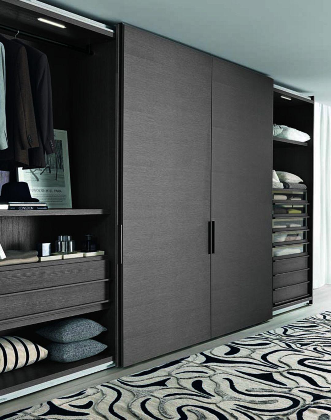 Breathtaking Top 30 Modern Wardrobe Design Ideas For Your Small Bedroom Https Decoor Ne Wardrobe Door Designs Wardrobe Design Modern Bedroom Furniture Design