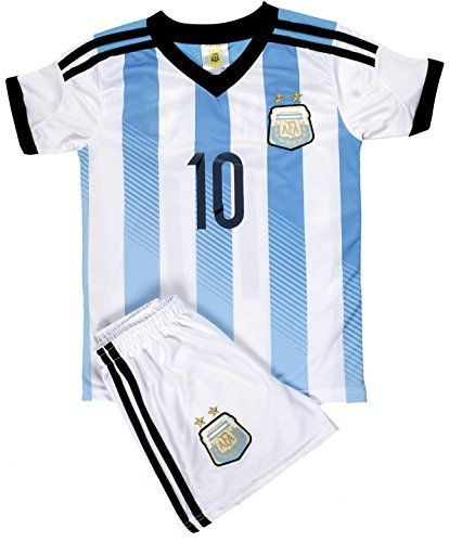 best website 85e46 3df12 Pin by stacy theresa on amazon | Messi soccer, Jersey shorts ...