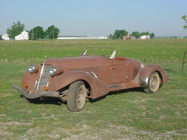 1935 Auburn Kit Car Kit Cars Cars Usa Replica Cars
