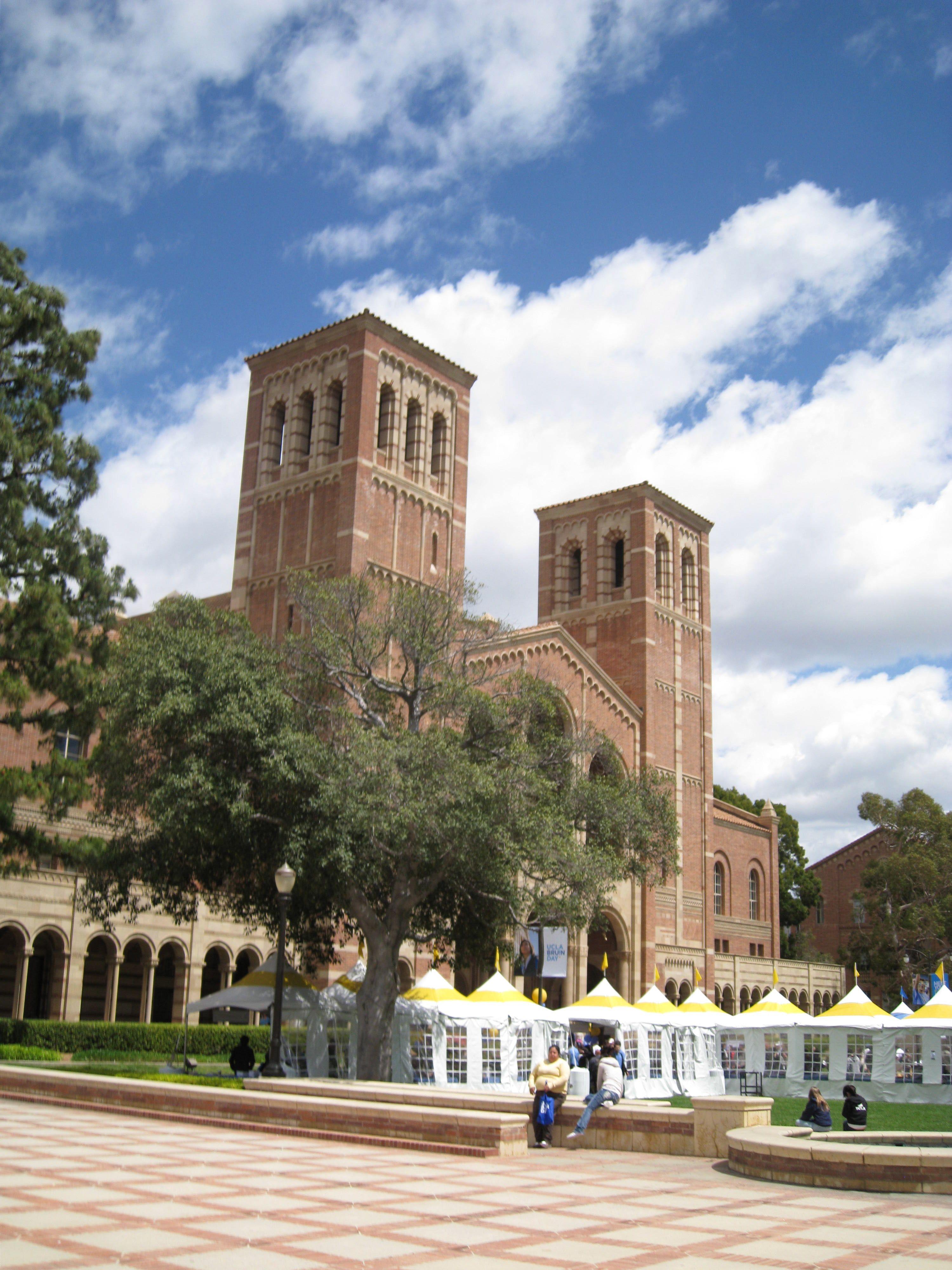 University Of California Los Angeles California University Of California Los Angeles Ucla Campus University Of California