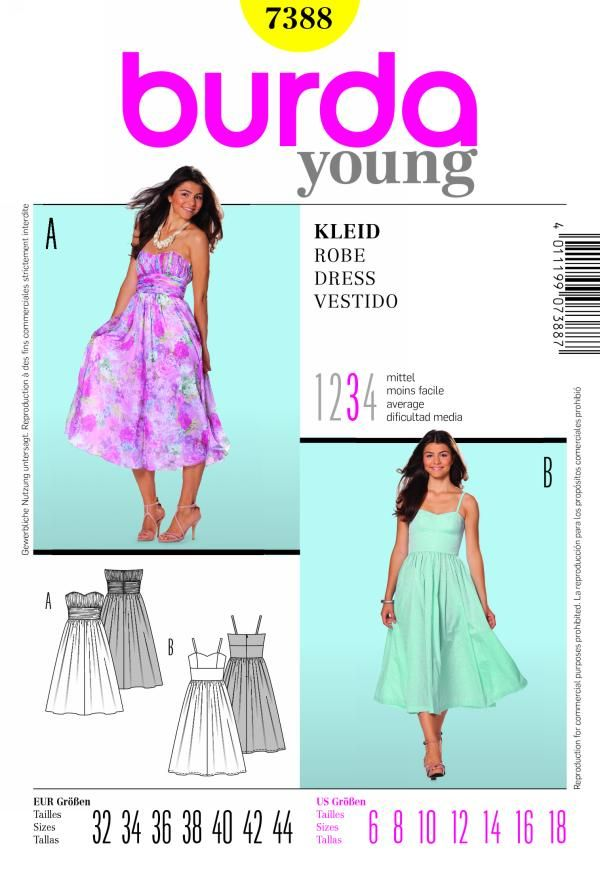 burda young patterns - Google Search | AAA SEWING | Pinterest ...