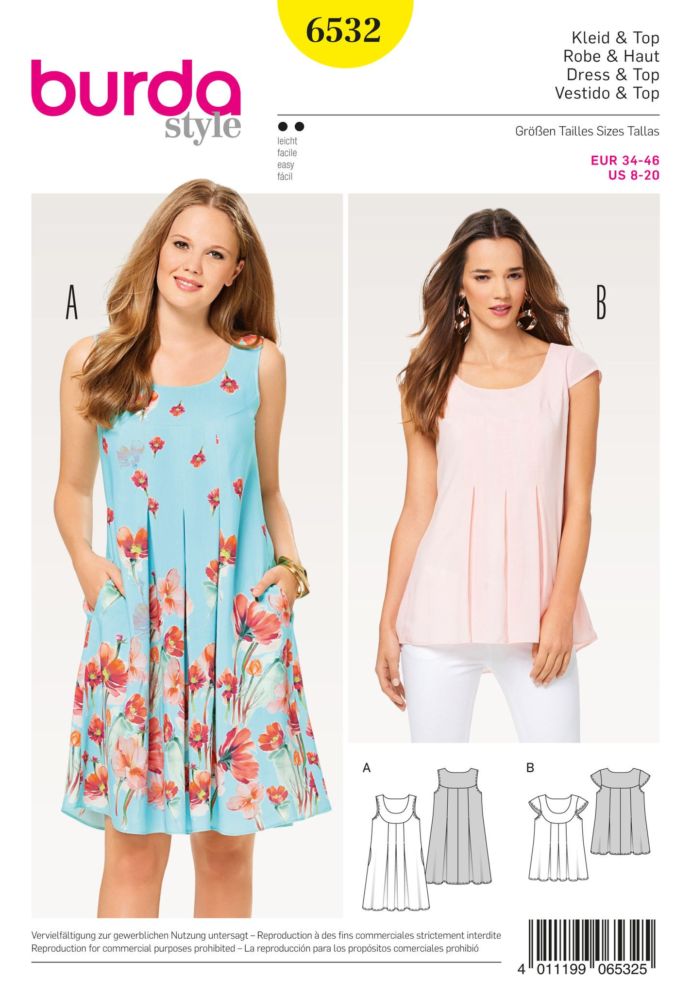 Burda style pattern b6522 misses sheath dress jaycotts burda style pattern b6522 misses sheath dress jaycotts sewing jeuxipadfo Choice Image