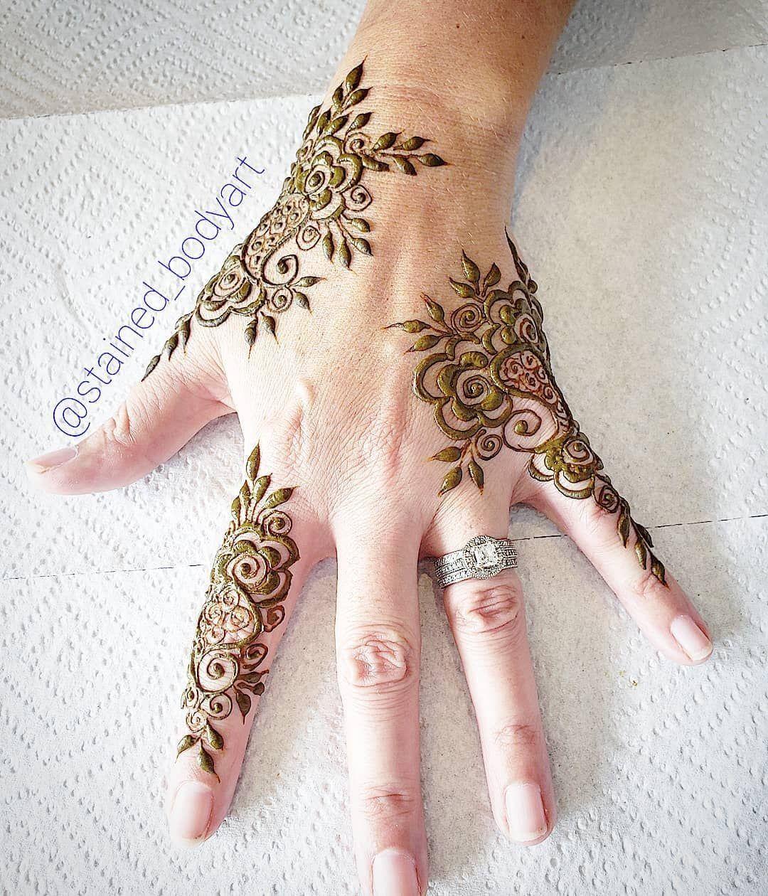 صور نقش الحناء Henna Tattoo Designs Simple Latest Mehndi Designs Mehndi Designs For Fingers