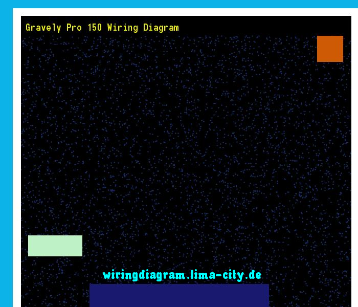 Gravely Pro 150 Wiring Diagram Wiring Diagram 175735 Amazing Wiring Diagram Collection