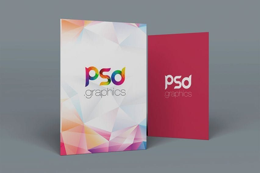 Double Sided A4 Flyer Free Mock Ups Flyer Mockup Mockup Psd Flyer Mockup Psd
