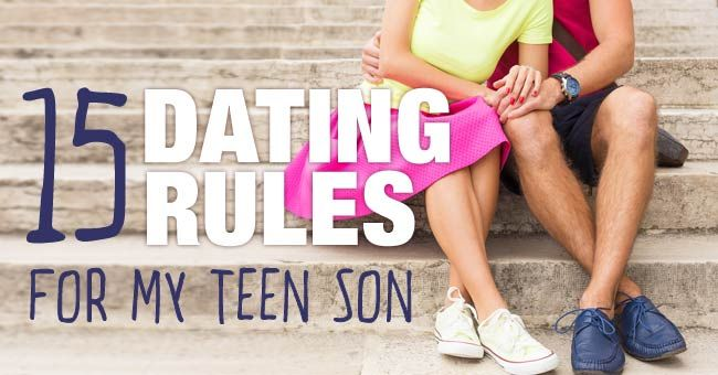 dating advice for teen guys free