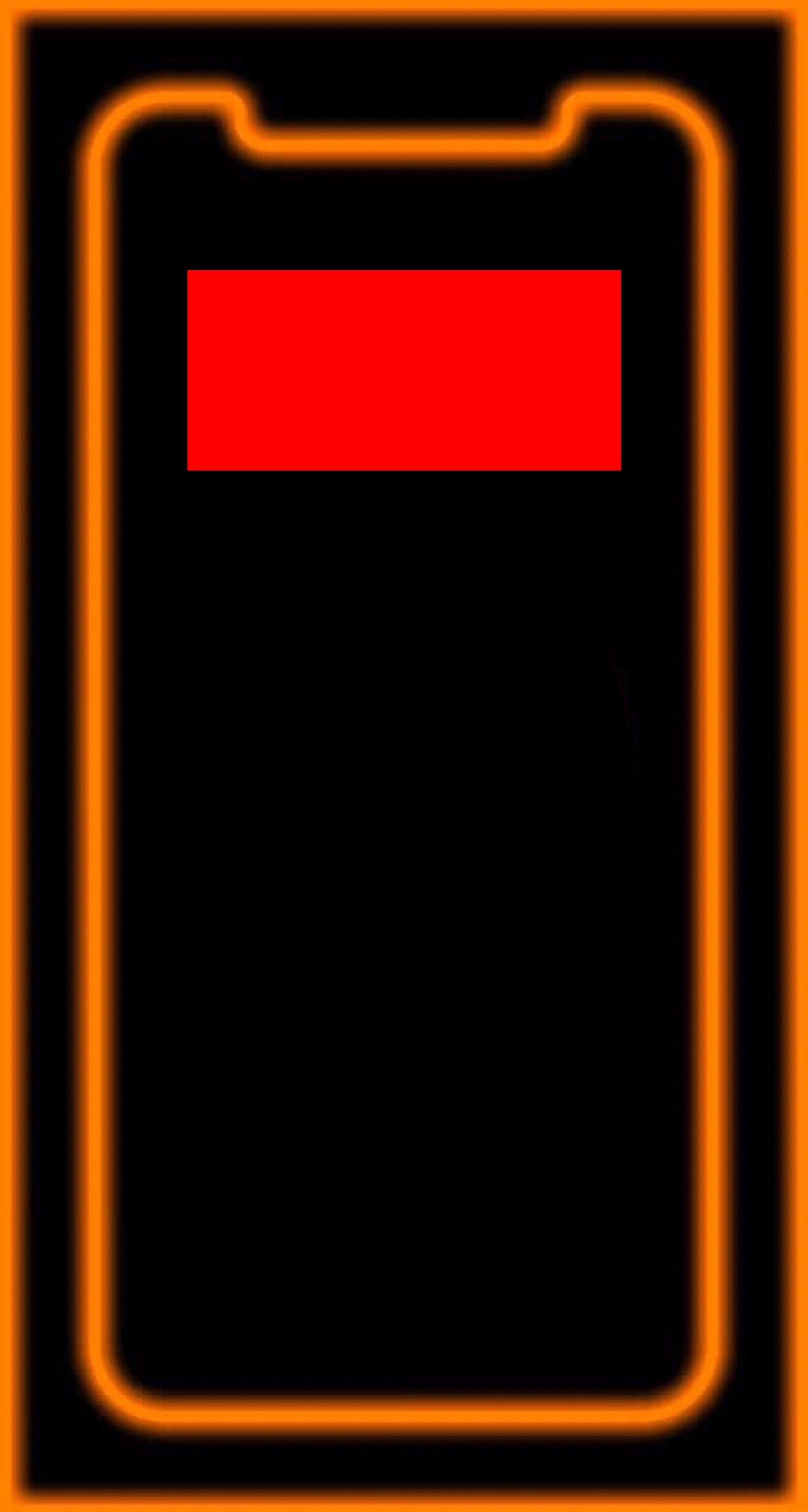 Wallpaper Iphone X Red Lock Screen Template Iphone X Wallpaper