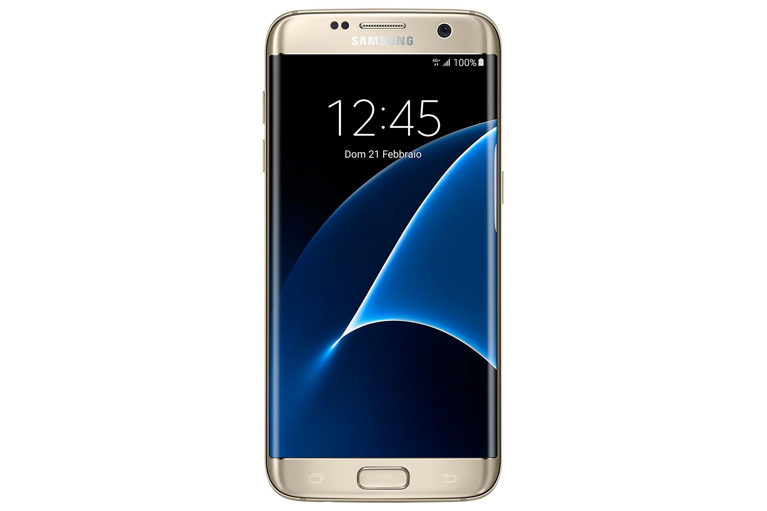 Samsung Galaxy S7 Edge G935 32gb Factory Unlocked Gsm Smartphone International Version No Warranty Gold