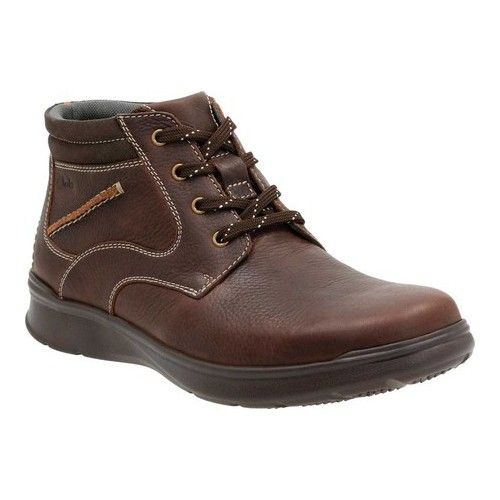 Mens Clarks Cotrell Rise Casual Lace Up Ankle Boots
