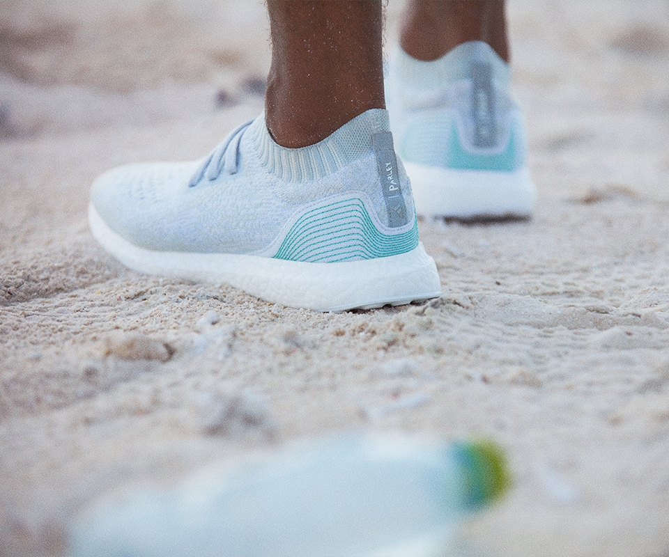adidas Ultra Boost Uncaged Parley Shoes Made From Recycled