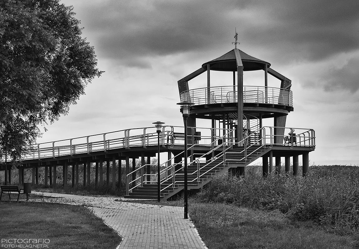 Pictografio: Observation tower #1
