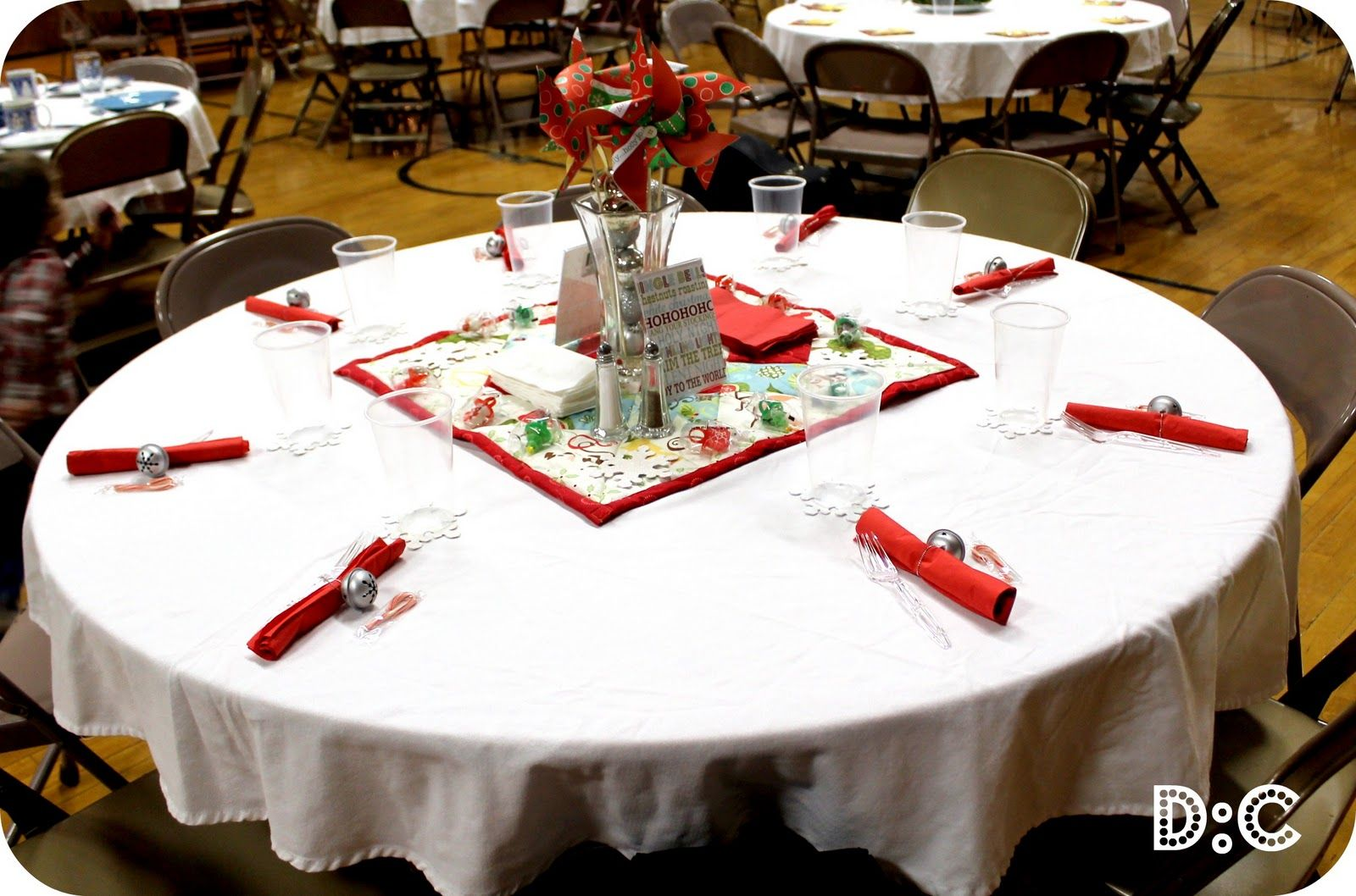 Christmas Party Table Christmas Party Decor Part 2 Christmas Party Table Christmas Party Table Decorations Christmas Decorations Cheap
