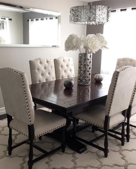 A Guide To Using Pinterest For Home Decor Ideas: Gray Dining Rooms, Grey Dinning Room And Grey