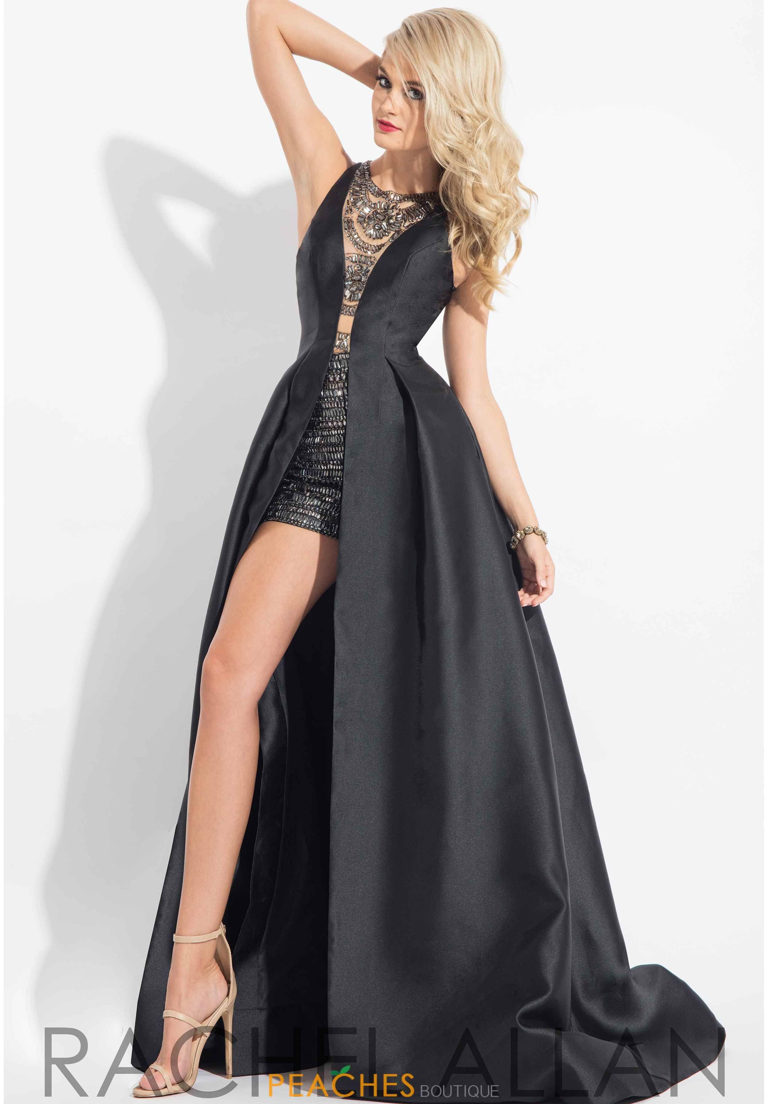 Rachel Allan Prom Dresses Peaches Boutique Prom Dresses Unique Prom Dresses High Low Prom Dress [ 3594 x 2500 Pixel ]