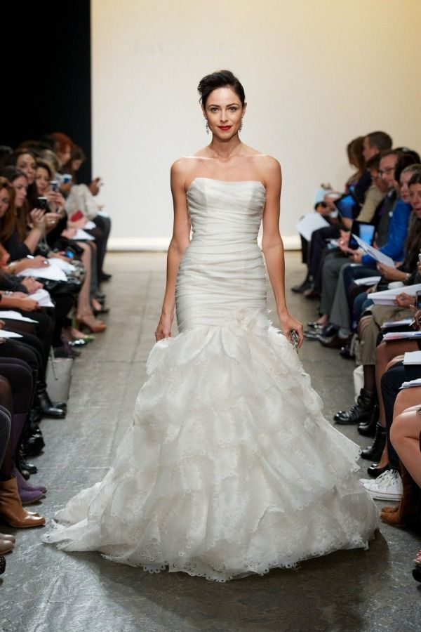 Ines DiSanto Fall 2013 Bridal Collection