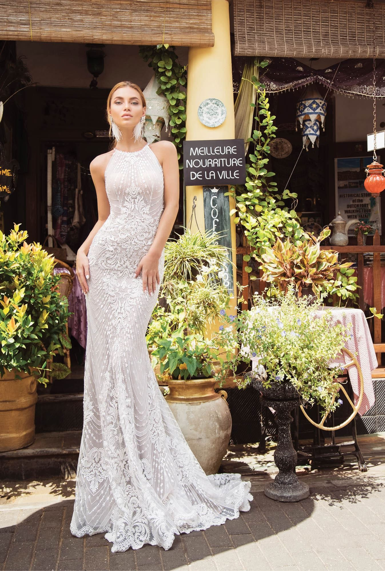 Madea wedding dress by lanesta only at charm gaby bridal for Wedding dresses tampa bay area
