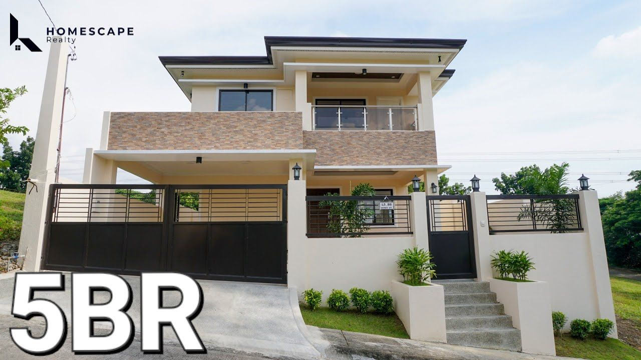 Id 018 Brand New House And Lot For Sale 19 3m Havila Township Antipolo City Youtube Building Plans House New Homes Rent To Own Homes