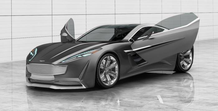 Aston Martin VIE GH