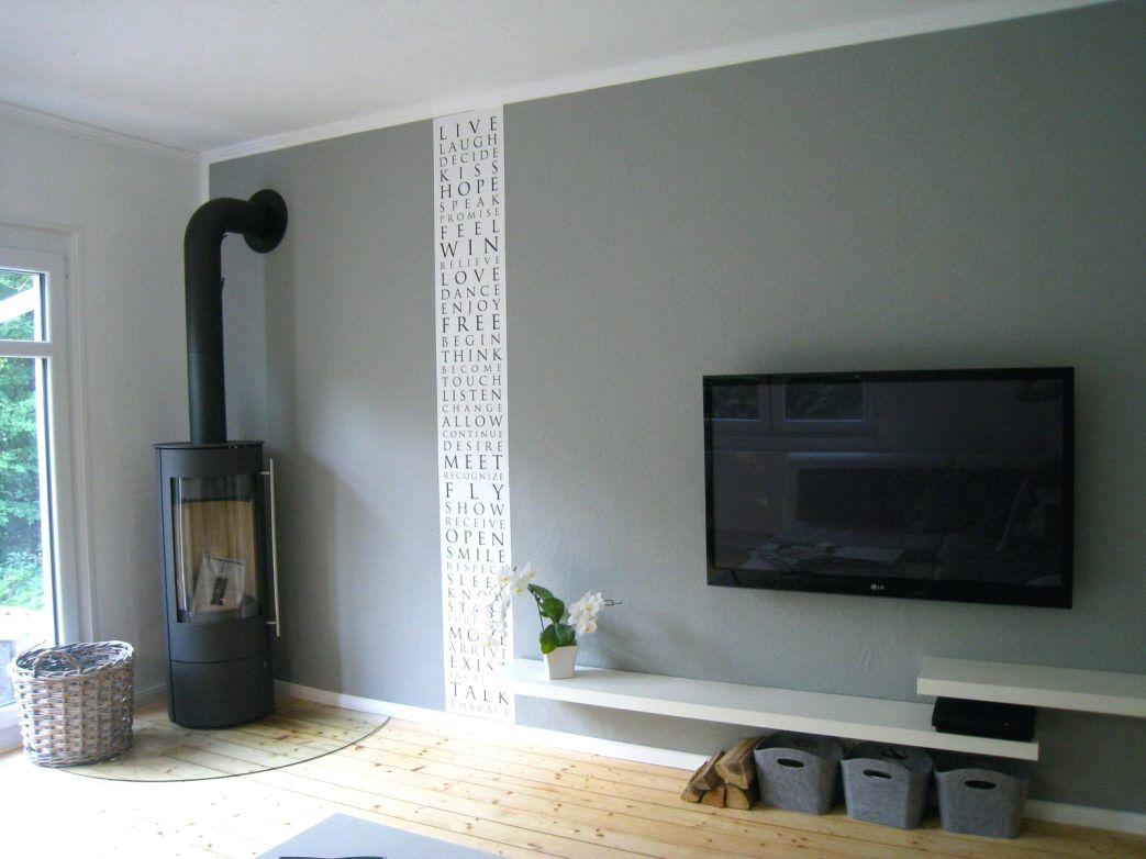 Moderne Hausfarben Beispiele Mit Wandgestaltung
