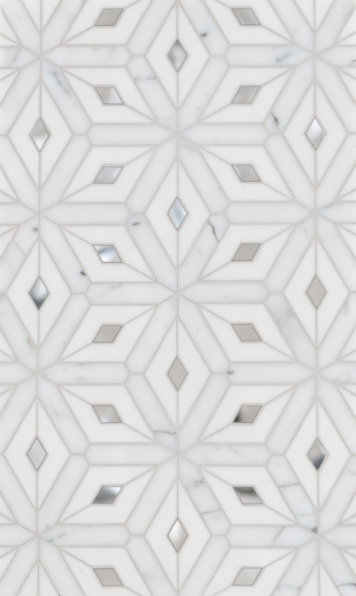 Beautiful pattern and materials montreal petite water jet montreal petite water jet mosaic by mosaque surface grey floor tiles doublecrazyfo Gallery