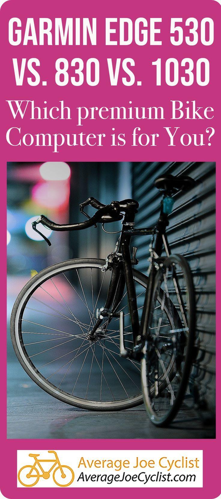 Garmin Edge 530 Vs 830 Vs 1030 Cycling Workout Bike Training Plan