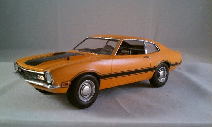 71 Maverick Grabber Model Cars Kits Car Model Diecast Model Cars