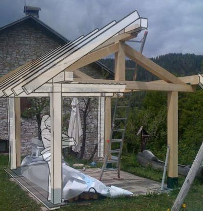 The purpose of this instructable is to build a very resistant open source gazebo. The plans used are freely downloadable trough the instructable.If you are interested, you can view the list of my not-yet-realized ideas on my blog