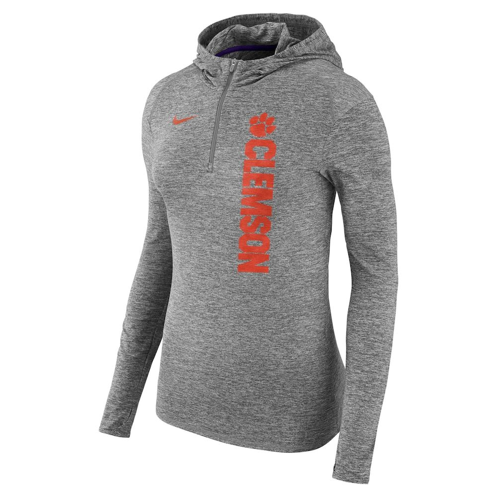 0e0dd912 Women's Nike Clemson Tigers Dry Element Hoodie | Products | Nike ...
