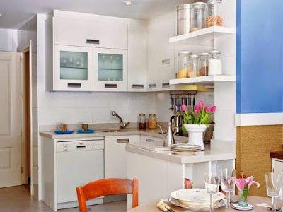 Mini cocinas llenas de grandes ideas | Organización de Espacios ...