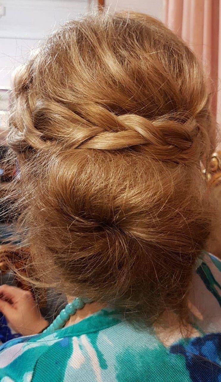 Messy Bun Dance Hairstyles Hair Styles Hair Makeup