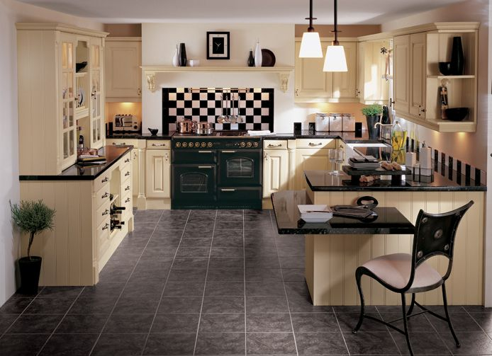 Kitchen Tiles Ideas Pictures Cream Units image detail for -kitchen remodel designs: cream kitchens