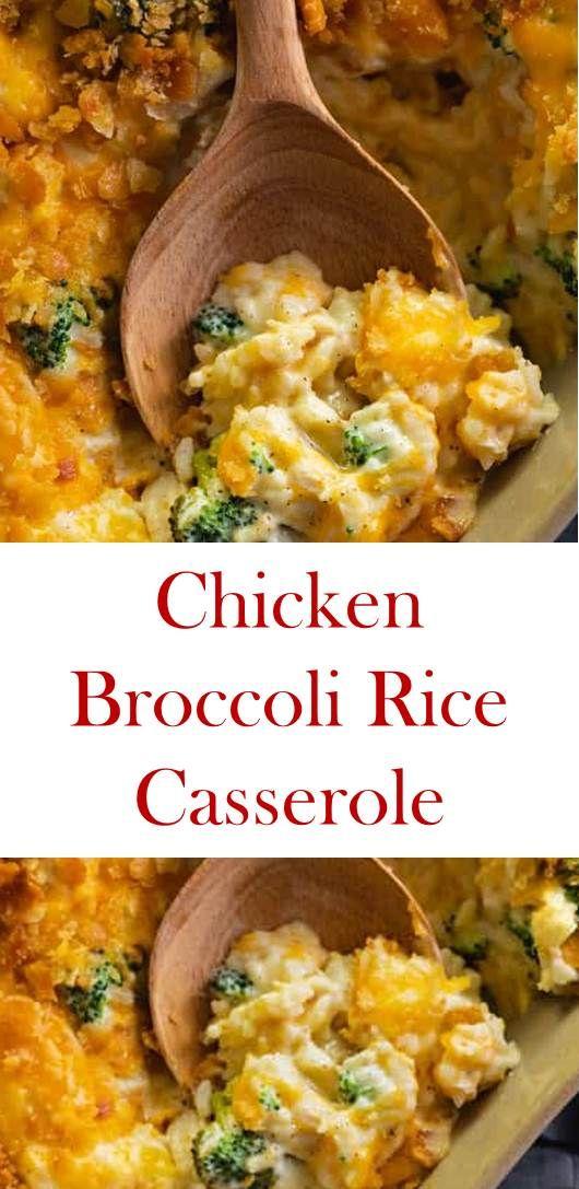 The Best Chicken Broccoli Rice Casserole Chicken Casserole Recipes Healthy Broccoli Recipes Casserole Chicken Recipes Casserole