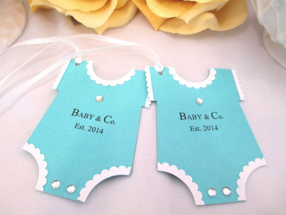 10 breakfast at tiffanys shower tags baby and co onesie tags 10 breakfast at tiffanys shower tags baby and co onesie tagstiffany and negle Images