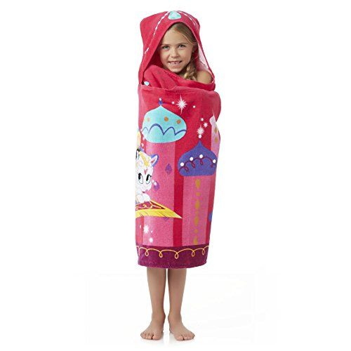 Shimmer And Shine Hooded Towel Wrap For Bath Pool And Beach Click On The Image For Additional Details Hooded Towel Towel Wrap Beach Towel