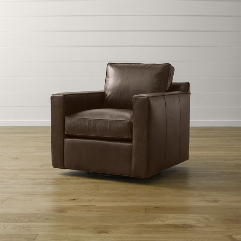 24+ Leather swivel chairs for living room information