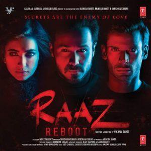Free Download Hindi Movie Raaz Reboot 2016 Mp3 Songs Star Raaz Reboot Reboot Movie Bollywood Movie Songs