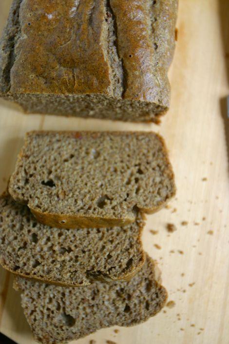 Paleo Sandwich Bread Gluten Free Grain Free 21 Dsd Paleo